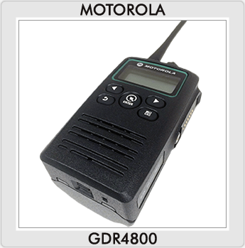 「MOTOROLA GDR4800」